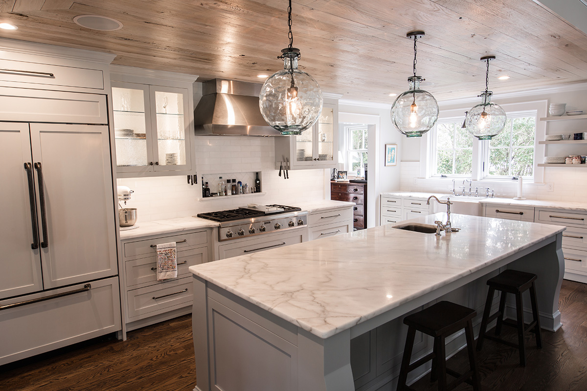 Kitchen Cabinet Refacing Wilmington Nc - Inset kitchen and island